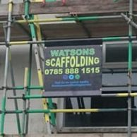 Watson's Scaffolding, Barrow