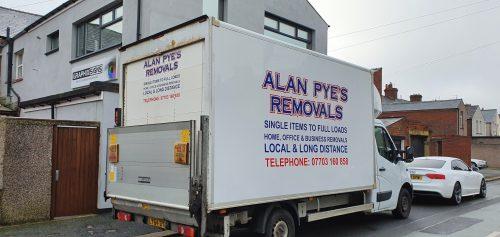 Alan Pye Removals
