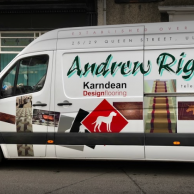 Andrew Rigg Carpets, Ulverston