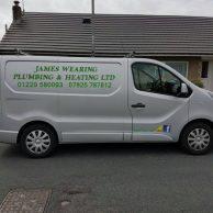 James Wearing Plumbing and Heating Ltd, Ulverston