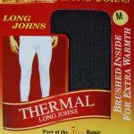 Thermal Vests and Leggings