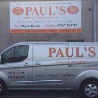 Paul's Carpets, Dalton