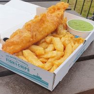 Priory Plaice Fish & Chips, Ulverston