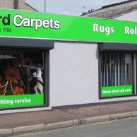 Ian Ward Carpets, Barrow