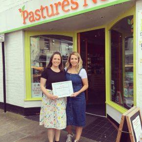 Pastures New Healthfoods, Barrow
