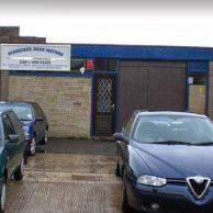 Schneider Road Motors, Barrow