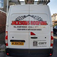 Jackson's Roofing, Barrow
