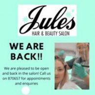 Jules Hair & Beauty, Barrow