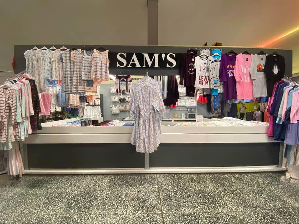 Sam's Nightwear Barrow Market