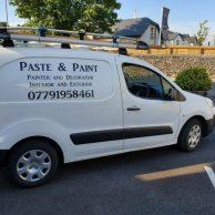 Paste & Paint*, Ulverston