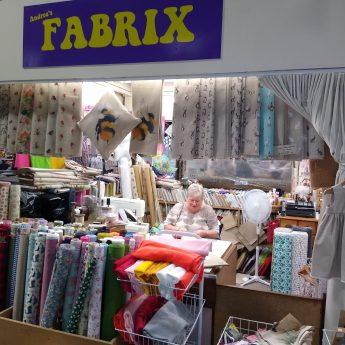 Andrea's Fabrix, Barrow