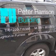 Peter Harrison Building, Broughton in Furness
