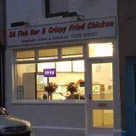3a Fish Bar & Crispy Fried Chicken, Barrow