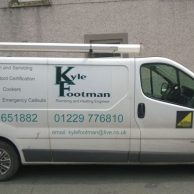 Kyle Footman Plumbing & Heating, Ulverston