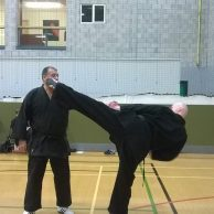 Geoff's Kickboxing, Barrow